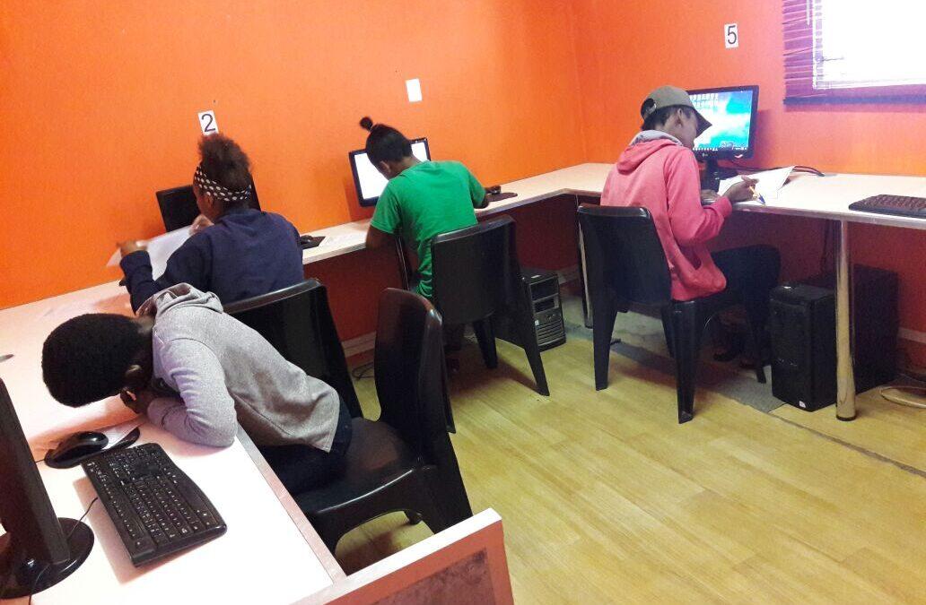 #BloemGirlsRock Computer Literacy Programme