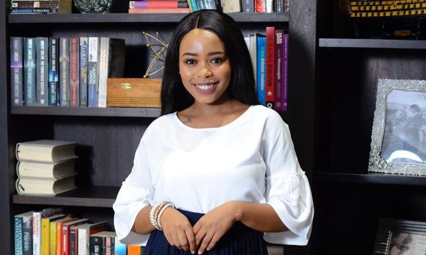 Reabetswe Mabine, 23, Marketing and Communications