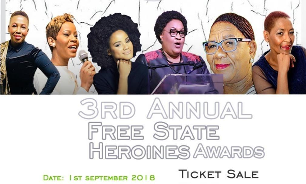 Free State Heroines Awards